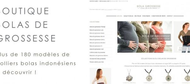 magasin bola de grossesse