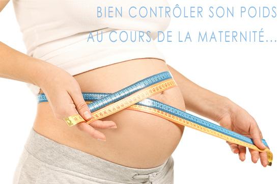poids idéal femme enceinte