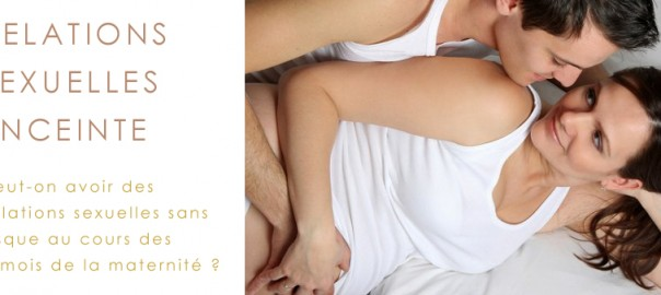 sexe femme enceinte