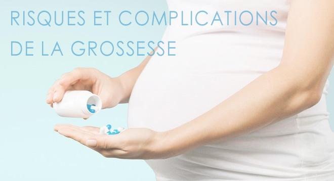 complication du début de grossesse