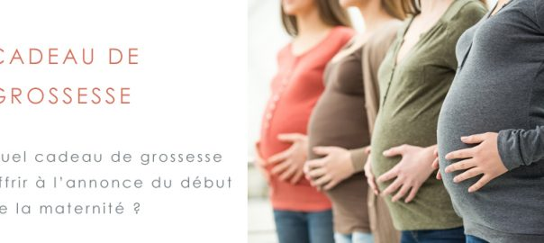 cadeau grossesse femme enceinte
